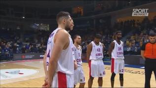 Eurolega, il silenzio nel derby di Mosca per salutare Kobe