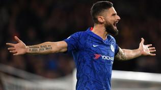 Retromarcia Chelsea,Giroud non si vende