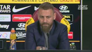 """Quando De Rossi disse: """"Io in curva con panino e birra"""""""