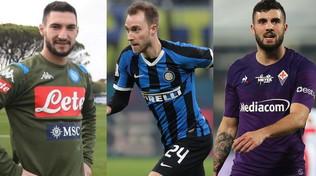 Calciomercato gennaio 2020, le pagelle: Inter super, promosse Napoli e Fiorentina. Lazio, e lo scudetto?