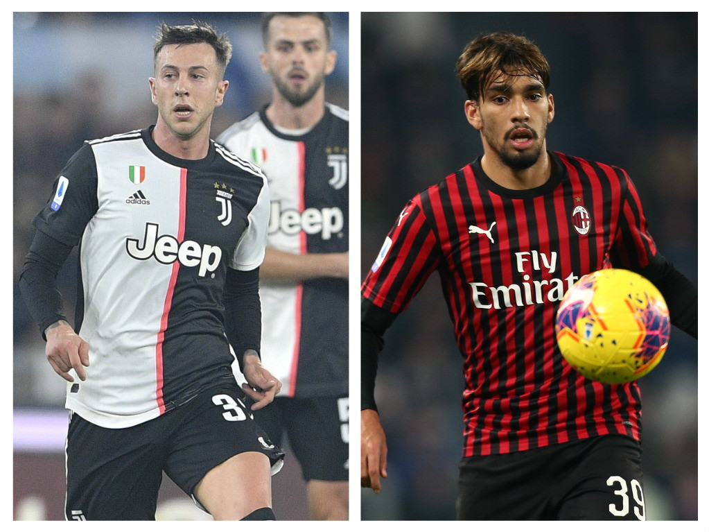 Scambio Bernardeschi-Paquetà: Juventus e Milan stavano trovando un accordo, poi l'ad rossonero Gazidis ha bloccato tutto
