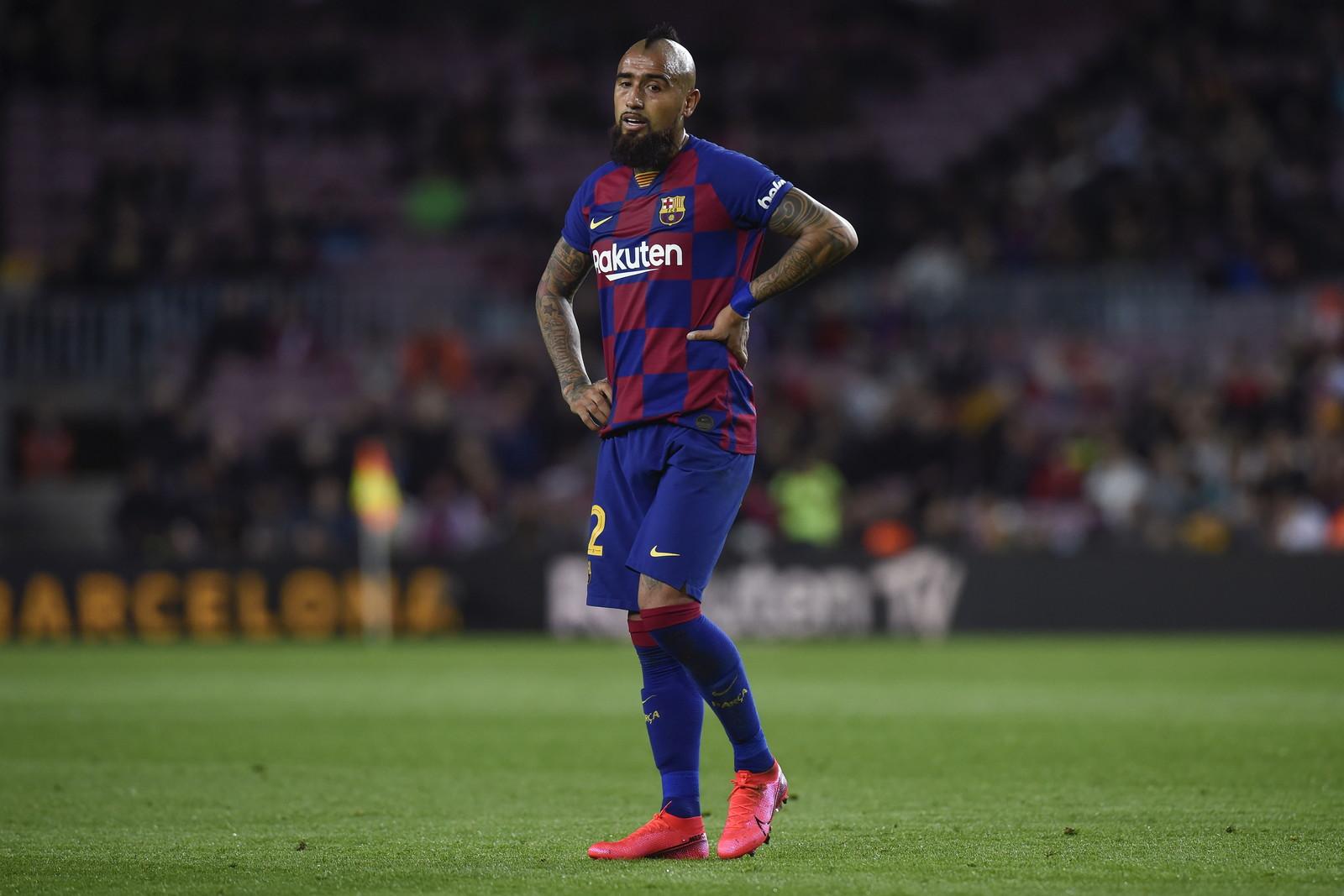Vidal-Inter: Conte lo ha chiesto per tutta la sessione, ma l'esonero di Valverde al Barcellona ha complicato tutto