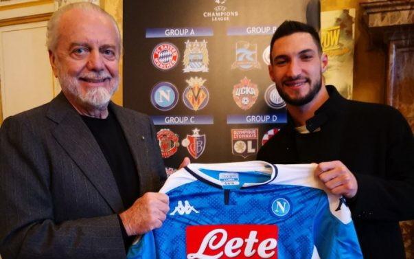 MATTEO POLITANO al Napoli dall'Inter