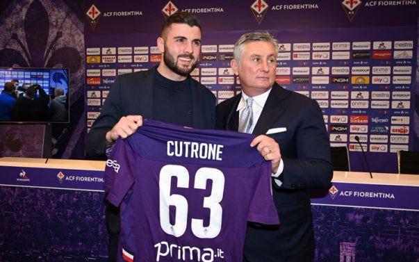 PATRICK CUTRONE alla Fiorentina dal Wolverhampton