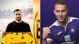 Emre Can-Dortmund e Pjaca-Anderlecht, ora è tutto ufficiale