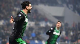 Il Sassuolo strapazza la Roma, la zona Champions ora traballa