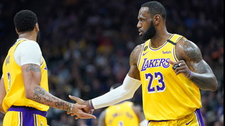 Lakers e Clippers tornano a sorridere,Lillard continua a incantare
