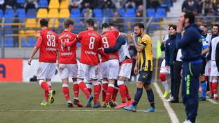 Il Benevento frena con la Salernitana, Perugia ok nel nome di Gaucci