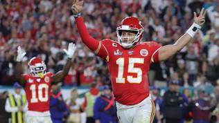 Chiefs campioni dopo 50 anni! 49ersrimontati e battuti 31-20