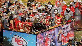 La festa dei Chiefs può partire: dal 1970 torna il Super Bowl