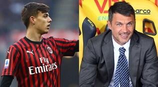 """Maldini e il debutto del figlio Daniel: """"Una grande emozione"""""""