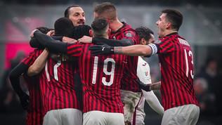 Milan verso il derby: Ibra c'è, Bennacer in regia