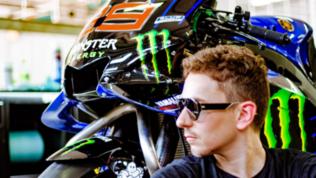 """Lorenzo ritrova la Yamaha: """"Il mio primo amore"""""""