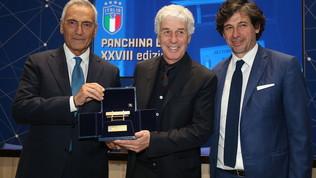 Panchina d'Oro 2020: vince Gian Piero Gasperini