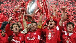 Idea social dei tifosi Reds: fare alzare la Premier e Gerrard