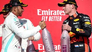 """Verstappen: """"Hamilton non è Dio, posso batterlo"""""""