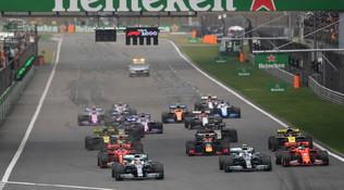 F1, il GP di Cina a serio rischio per il coronavirus