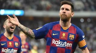 Barcellona trema: Messi può liberarsi gratis grazie ad una clausola