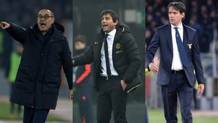 La Juve può rialzarsi subito | Lazio-Inter, scontro da brividi