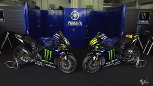L'ultima Yamaha di Rossi per il 2020 della verità