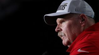 Dalla morte del figlio al primo anello coi Chiefs: la storia di Andy Reid