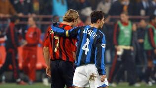 Inter-Milan: da Sheva a Zanetti è un derby da record