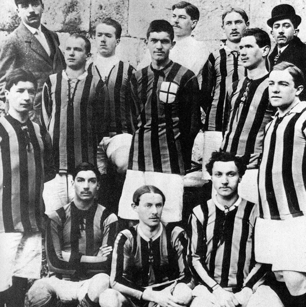 VITTORIA CON MAGGIOR SCARTO INTER: Milan-Inter 0-5 (1910)