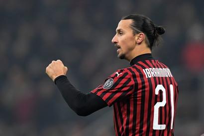 CAPOCANNONIERE CON ENTRAMBE LE SQUADRE: Zlatan Ibrahimović