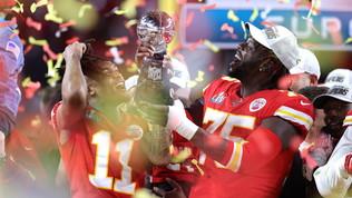 Il Super Bowl2020 è l'11º show più visto della TV americana