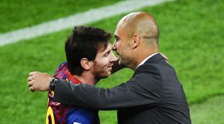 """Guardiola si tira fuori: """"Impossibile prendere Messi"""""""