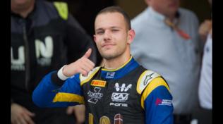 Rientro a sorpresa per Ghiotto: correrà con Hitech GP