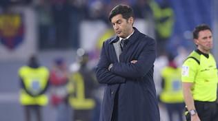 """Fonseca: """"Io primo responsabile, giocatori poco tranquilli"""""""