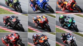 La MotoGP scalda i motori