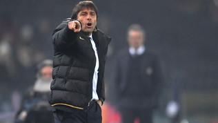 """Inter, Conte: """"Il Milan vale molto più dei punti che ha in classifica"""""""