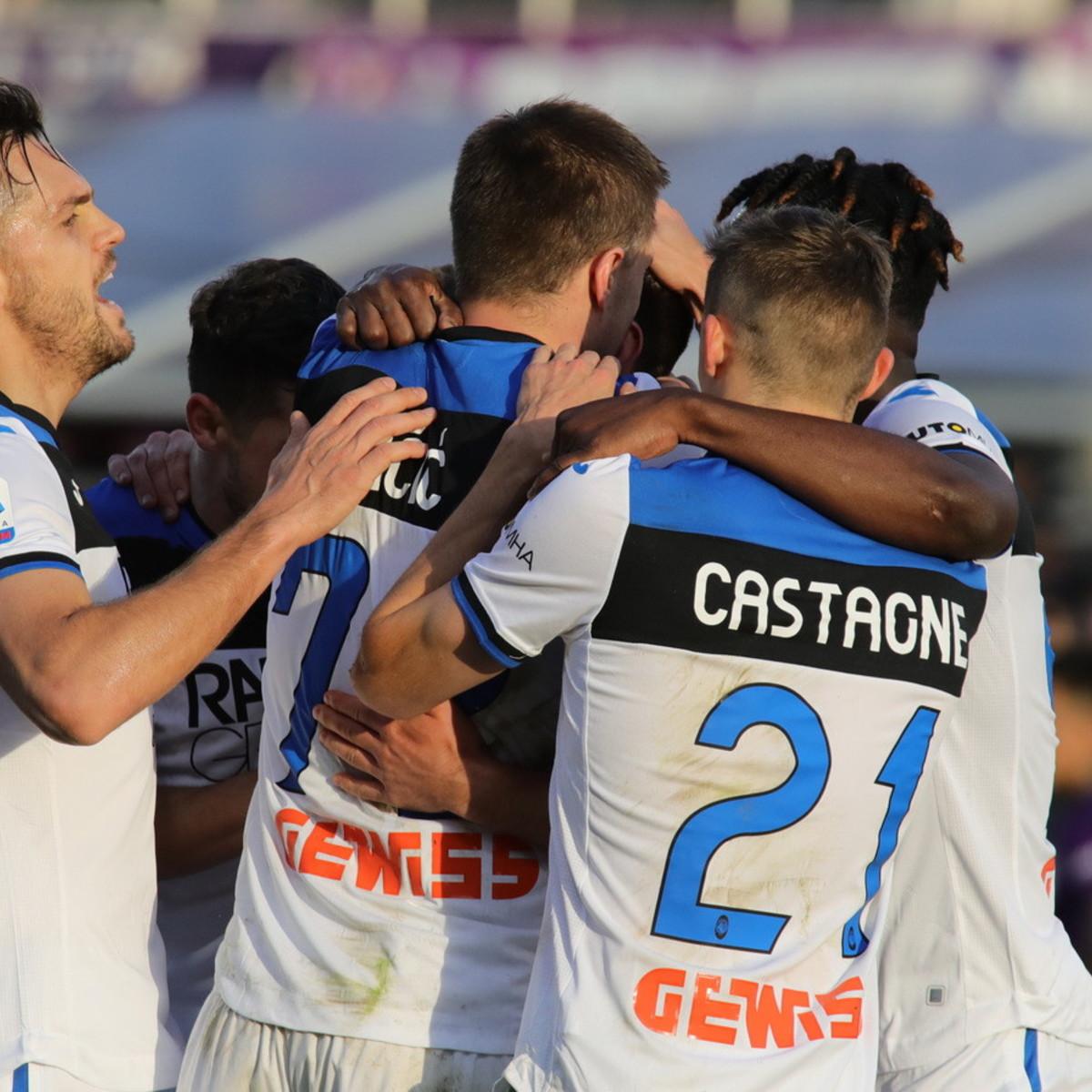Serie A: Fiorentina-Atalanta 1-2, Gasp fa festa conMalinovskyi