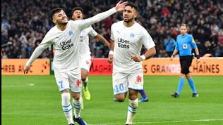 Il Marsiglia piega il Tolosa ed è sempre più secondo