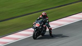 MotoGP, test Sepang: Quartararo continua a dominare, sorridono Rossi e Petrucci, indietro Marquez