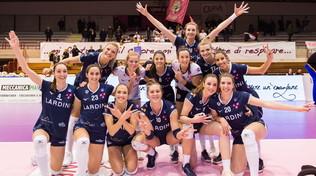 Filottrano rimonta Perugia e vince 3-2