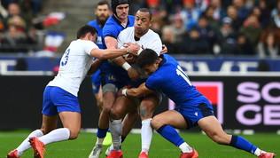 L'Italia spaventa la Francia, ma è 24.a sconfitta di fila