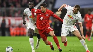 Bayerne Lipsia non si fanno male: il pari non cambia la vetta
