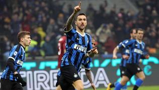 L'Inter prende derby e primato: incredibile rimonta da 0-2 a 4-2