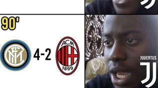L'Inter vince, piange la Juve. E Conte si prende l'Oscar