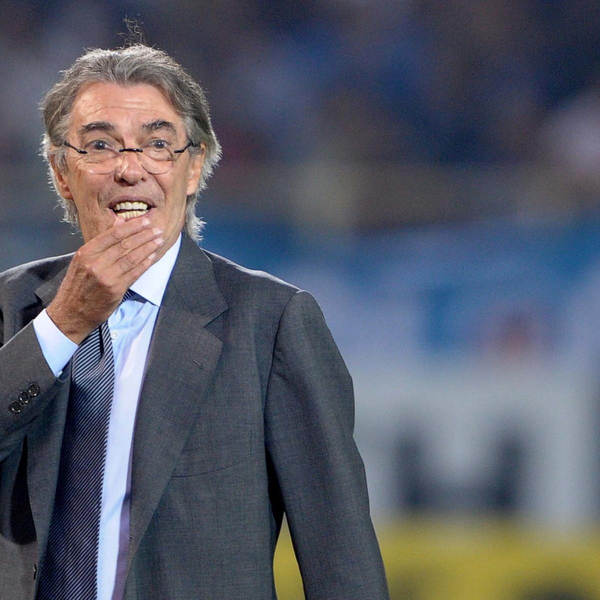 """Inter, Moratti: """"Partita perfetta, uno dei derby più belli di sempre"""""""