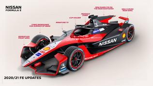Formula E, tutte le conceptGen2EVO dei team