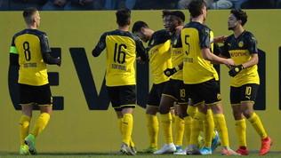 Gli spareggi su Canale 20 e sito: si parte col Dortmund