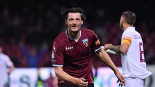 Djuric abbatte il Trapani, Salernitana a -1 dalla promozione