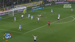 """Parma-Lazio: """"Fallo su Cornelius, un errore non fischiare"""""""
