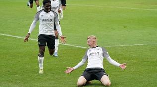 Moukoko non basta al Dortmund, Derby County agli ottavi