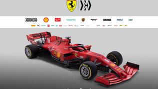 Ferrari, ecco la SF1000