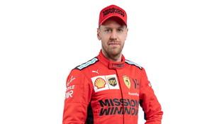 """Vettel: """"Macchina fantastica, non vedo l'ora di guidarla"""""""